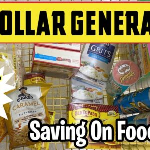 Dollar General   Food Deals - Instant Savings, & Store Digitals To Save On Food   Meek's Coupon Life