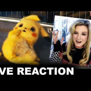 Detective Pikachu Trailer 2 REACTION