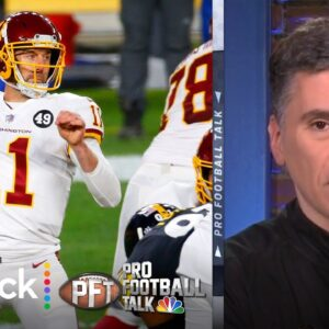 How Washington was able to handle Steelers first loss of season | Pro Football Talk | NBC Sports