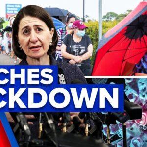 Coronavirus: Northern Beaches under lockdown as states consider restrictions | 9 News Australia