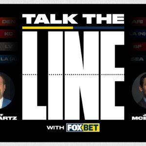 Week 13 Pro Football Picks and Line Movement: Talk the Line with FOX Bet!