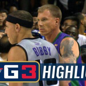 Ghost Ballers vs 3 Headed Monsters   BIG3 HIGHLIGHTS