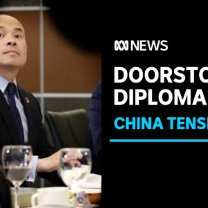 PM's demand for apology over fake image 'unfortunate', Chinese deputy ambassador says | ABC News