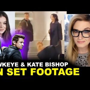 Hawkeye Disney Plus Filming - Hailee Steinfeld Kate Bishop CONFIRMED