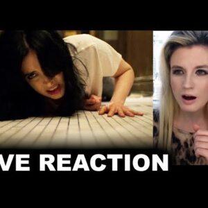 Jessica Jones Season 3 Trailer REACTION