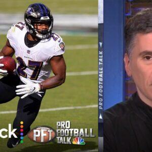 Keys to Cowboys-Ravens Week 13 showdown | Pro Football Talk | NBC Sports