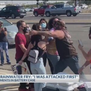 Man charged with assault at Black Lives Matter protest claimed he was attacked first: reports