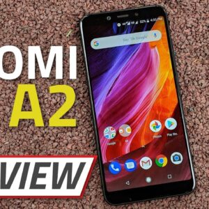 Mi A2 Review   The New Best Phone Under Rs. 20,000?