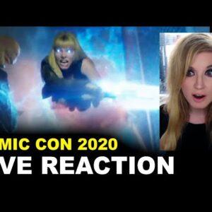New Mutants Comic Con Trailer REACTION