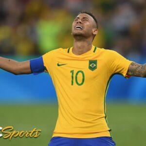 Neymar wins dramatic gold for Brazil in Rio (FULL SHOOTOUT) | NBC Sports