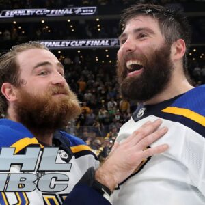 NHL Stanley Cup Final 2019: Blues celebrate, discuss Stanley Cup win | NBC Sports