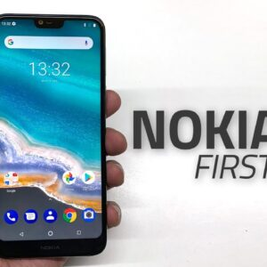 Nokia 7.1 First Look   Price, Specs, Features, and More