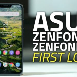 Asus ZenFone 5Z and ZenFone 5 (2018) First Look | Camera, Specs, Notch, and More #MWC18