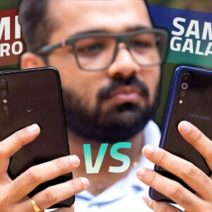 Redmi Note 7 Pro vs Samsung Galaxy M40: Which Is the Best Phone Under Rs. 20,000?
