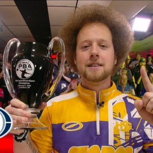 Kyle Troup overcomes early struggles to win the PBA Jonesboro Open   FOX SPORTS