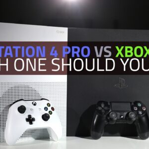 PS4 Pro vs XBox One S: Which One is Better?