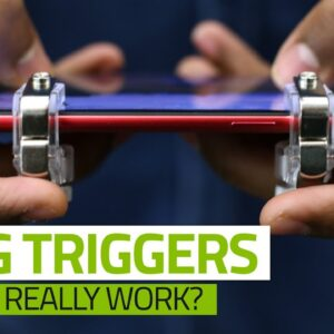 PUBG Mobile Trigger Controllers | Do They Really Improve Your Game?