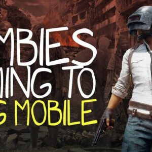 PUBG Mobile Zombie Mode Gameplay | Five Things You Need to Know