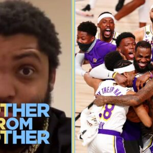 O'Shea Jackson Jr.: NBA 'is the Lakers'; Clippers 'are trash'    Brother from Another   NBC Sports