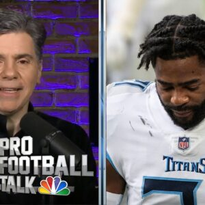 NFL COVID update: Severe punishment coming for Tennessee Titans?   Pro Football Talk   NBC Sports
