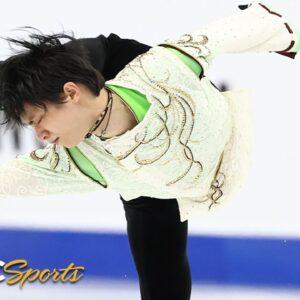 Yuzuru Hanyu resurrects his 2018 Olympic free skate, wins Four Continents   NBC Sports
