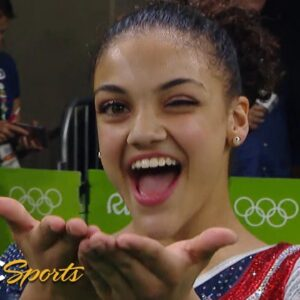 Every Laurie Hernandez medal-winning performance from Rio 2016   NBC Sports