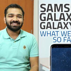 Samsung Galaxy S9, Galaxy S9+: What We Know So Far
