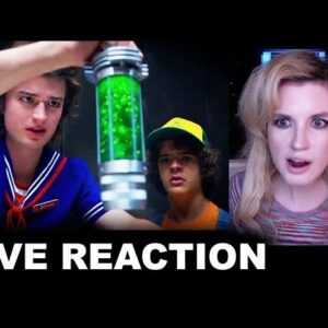 Stranger Things Season 3 Final Trailer REACTION