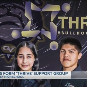 Golden Valley students start a support group to help classmates struggling with distance learning