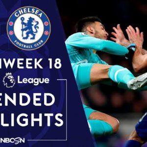 Tottenham Hotspur v. Chelsea | PREMIER LEAGUE HIGHLIGHTS | 12/22/19 | NBC Sports