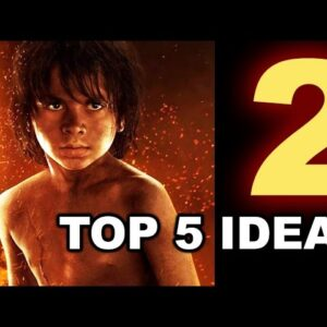The Jungle Book 2 Sequel - Disney Live Action - Beyond The Trailer