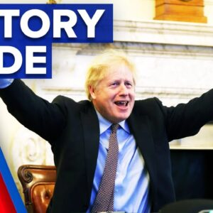 The UK and EU reach trade agreement   9 News Australia