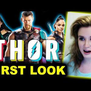 Thor Ragnarok FIRST LOOK - Cate Blanchett as Hela - Beyond The Trailer