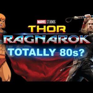 Thor Ragnarok Reaction - Beyond The Trailer