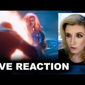 Titans Trailer REACTION