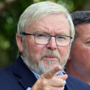 Sad to see Kevin Rudd carry out his 'Murdoch jihad' with 'Trumpian narcissism'