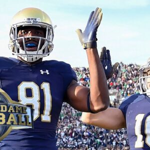 Top Notre Dame Football home game moments of 2018   NBC Sports