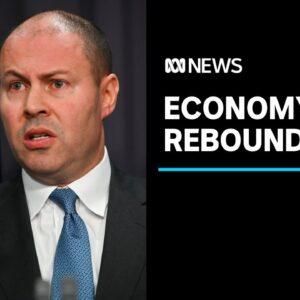 Australia's economy rebounds due to reopening and iron-ore prices   ABC News