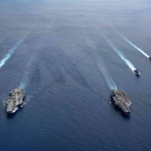 US should permanently place a new First Fleet in Darwin: Babones