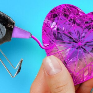 Useful Glue Gun Hacks And Cool 3D Pen Crafts For Everyone!