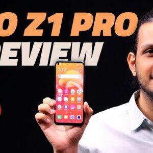 Vivo Z1 Pro Review – Best Smartphone Under Rs. 15,000?