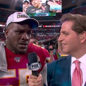 Frank Clark: 'They threw for 200 yards on checkdowns... that's not good enough to beat us'   FOX NFL