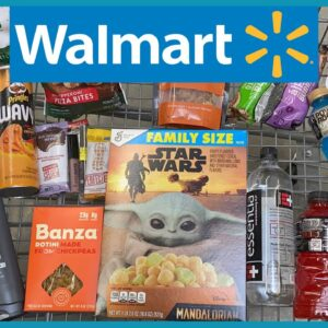 Walmart Ibotta Haul | New Farm Bonus | $.53 Each Item 🔥 | MCL