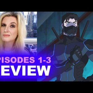 Young Justice Outsiders REVIEW
