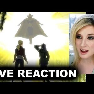 Young Justice Outsiders Teaser Trailer REACTION