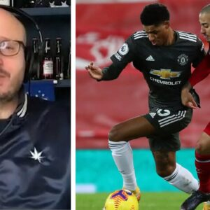 Men in Blazers: Liverpool, Manchester United disappoint in hyped Premier League clash | NBC Sports