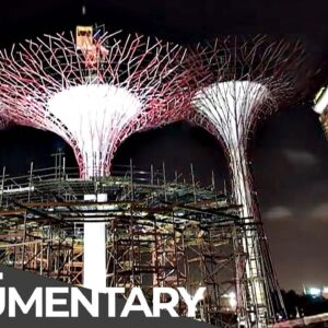 World's Most Unique Garden: Gardens by the Bay | Megastructures | Free Documentary