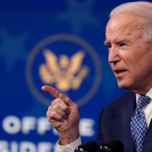 Congress formally certifies Joe Biden as the winner of the US presidential election