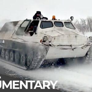Deadliest Roads   Kazakhstan   Free Documentary