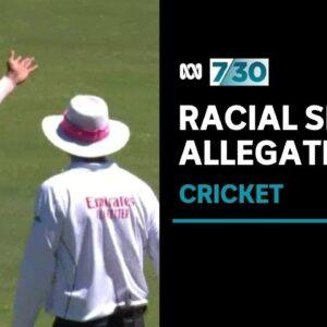 Allegations of racial slurs directed at Indian cricket team during Sydney test   7.30